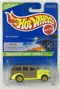 1996 Hot Wheels Treasure Hunt Series Andlsquo40andrsquos Woodie Limited Edition 1 Of 12