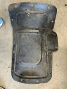 1978-1982 Jeep Honcho Truck V8 Transmission Tunnel Cover Automatic 2wd 78-82