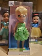 Disney Store Authentic Toddler Doll 16 Princess Tinker Bell