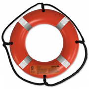 Uscg Approved Life Ring Ring Buoy 20 Inch With Reflective Tape