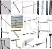 Twin Slot Upright Accessories Display Shop Retail Store