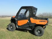 Honda Pioneer 1000 Full Cab Enclosure With A Vented Lexan Windshield