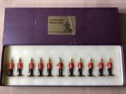 Yeomanry Miniatures Lead Toy Soldiers 11 Pieces Pre-owned Made In England