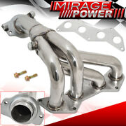 For 05-10 Scion Tc Vvti Racing Race Stainless Steel 4-1 Header Exhaust Manifold