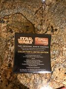 The Complete Star Wars And The Empire Strikes Back Radio Dramas 15 Disc Newandnbsp