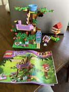 Lego 3065 Olivia's Tree House Friends 100 Complete With Manual
