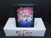 The Tim Burton Collection Blu-ray Slip Cover Only No Movie
