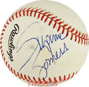 Suzanne Somers Autographed Nl Baseball Psa - Threeand039s Company Step By Step