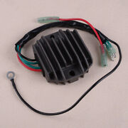 Rectifier Regulator 6ah-81960-00-00 Fit For Yamaha 4stroke 15hp 20hp Outboard Ky