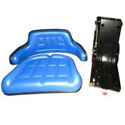 Blue Universal Tractor Seat Fits Ford Fits Ford Holland Universal Universal Prod
