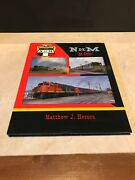 Morning Sun Books - National Railways Of Mexico In Color By Matthew J. Herson