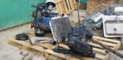 1966 International Scout 800 4cyl Engine And Transmission/transfer Case