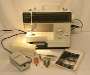 Vintage Baby Lock Companion 1500 Heavy Duty Embroidery Sewing Machine Foot Pedal