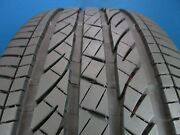 Used Bridgestone Dueler H/p Sport As Rft 245 50 19 8-9/32 High Trd 1029e
