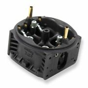Holley 134-324 Ultra Xp Replacement Main Body 850 Cfm Hc Gray Finish New