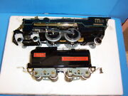 Mth Flyer Std. Tinplate 4-4-2 Southern Pacific 4696 Steam Traditional 10-1289-0