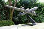Handmade Xl Model Boeing B-29 Plane Metal Only One Made Unique Collector Art