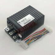 Curtis Club Car Controller 1510-5201 For 48v 250a Manufactured Motor Controller