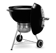 Weber 22 Original Kettle Premium Charcoal Bbq Grill Outdoor Camping Cooking