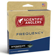 Scientific Anglers Frequency Intermediate Fly Line - All Sizes - Free Fast Ship