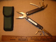 Maryland Army National Guard Safety Promo Multi Tool And Pouch By Barlow