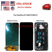 Lcd Touch Screen Digitizer ±frame Replacement For For Oneplus 6t Us