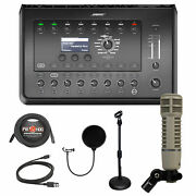 Bose Professional T8s Tonematch 8 Channel Digital Mixer Live Streaming Kit 1
