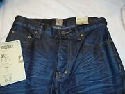 Prps Baracuda Blue Resin 6 Month Wash Jeans Nwt 200 Style E65p61x