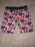 Grizzly Griptape Diamond Supply Co Board Shorts Xl