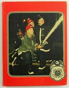 San Diego Fire Department Ca California 1976 Firefighter History Book
