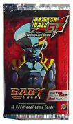 Dragon Ball Gt Z Ccg Complete Your Limited Alt Foil Baby Saga Choose Your Card