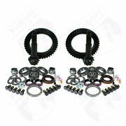 Yukon Ygk017 Install Kit Package For Jeep Jk Rubicon 5.38 Ratio New