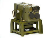 Large Russian Navy Ktd-1 Quantum Topographic Range Finder Monocular Azimuth