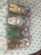 Erin The Bear Beanie Baby Set New In Bow Never Open