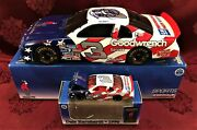 Dale Earnhardt 3 Gm Goodwrench Service Olympics 1996 1/24 Bank 1/64 Ho Car Set