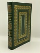 Signed 1s Easton Press America Back On Track Edward Kennedy First Edition John F
