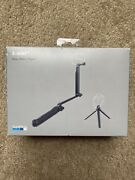 Gopro Official Mount 3-way Grip | Arm | Tripod Fits All Gopro Camera New