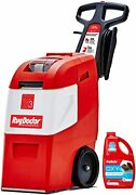 New Rug Doctor Mighty Pro X3 Commercial Carpet Cleaner Red Pro Pack
