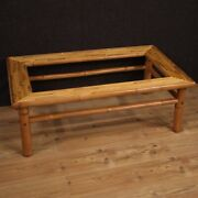 Coffee Table Living Room Furniture Design In Bamboo Wood Modern Vintage 900