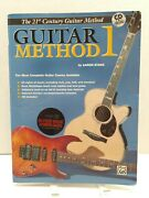 Guitar Method 1 Cd Included Aaron Stang Alfred Instructional Self Teach Coursm19