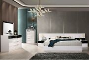 Contemporary Design Bed California King Size Bed 1piece Bedroom Home Furniture