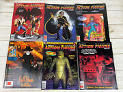 Tomart's Action Figure Digest Magazines 1990s Lot Of 6