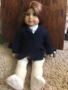 American Girl Doll Felicity 2008 Retired Horse Riding Clothes