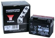 Yuasa Ytx4l-bs Ktm Sx-f And03911-and03913 Motorcycle Agm Fresh Pack 12 Volt Battery