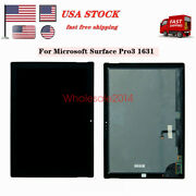 Lcd Touch Screen Digitizer For Microsoft Surface Pro3 1631 V1.1 Tom12h20 Us