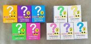 Ty Mini Boos Series 2 And 3 Mystery Blind Box Figurines New 10 Boxes