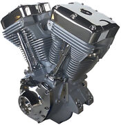 Ultima 113 Twin Cam A Competition Natural Replacement Engine Motor Harley 99-06