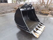 New 36 Backhoe Bucket For A John Deere 310c With Coupler Pins