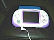 Leapfrog Leapster Explorer Purple Console Gaming System