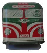 1950's Wolverine Toys Express Bus No. 26a